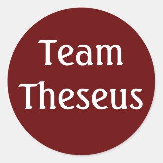 Pegatina de Theseus del equipo