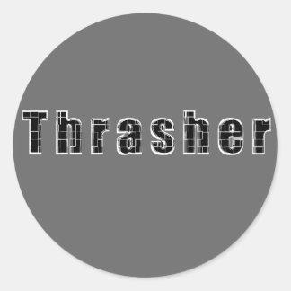 Pegatina de Thrasher