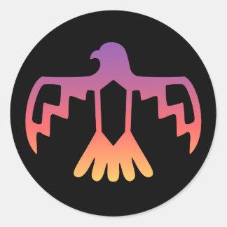 Pegatina de Thunderbird