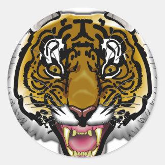 Pegatina de TigerX