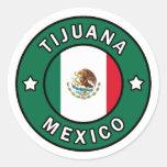 Pegatina de Tijuana México