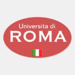 Pegatina de Universita di Roma* european