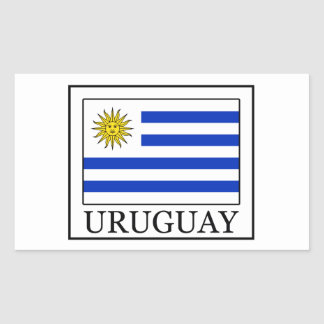 Pegatina de Uruguay