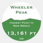 Pegatina de Wheeler Peak