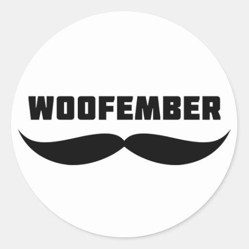 Pegatina de Woofember