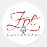 Pegatina de Zoë MacTaggart