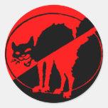 pegatina del anarcho-socialismo del sabotaje