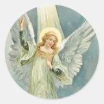 Pegatina del ángel