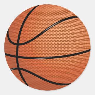 Pegatina del baloncesto