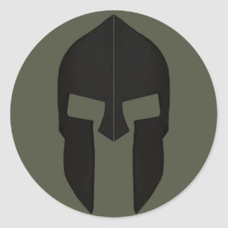 Pegatina del casquillo del alcance, casco
