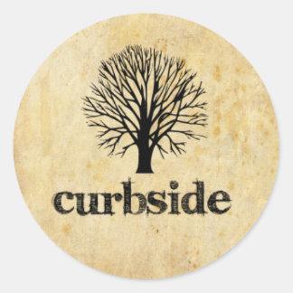 Pegatina del Curbside