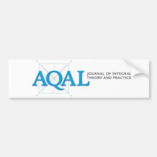 Pegatina del diario de AQAL Pegatina Para Auto