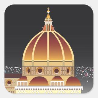 Pegatina del Duomo