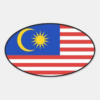 Pegatina del euro de Malasia