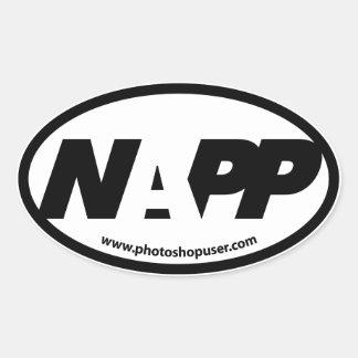 Pegatina del euro de NAPP