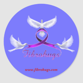 Pegatina del Fibromyalgia