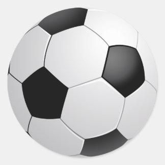 Pegatina del fútbol del fútbol