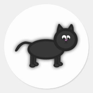 Pegatina del gato