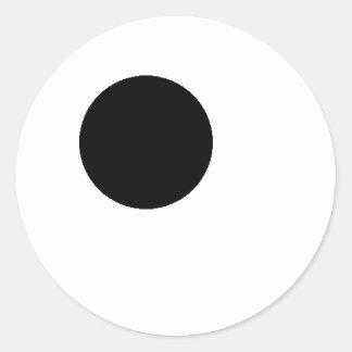 Pegatina del globo del ojo