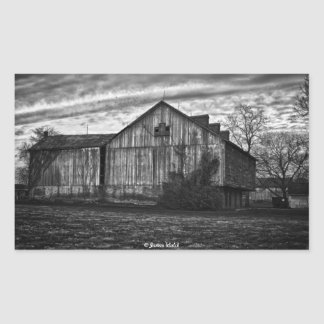 Pegatina del granero de Lancaster