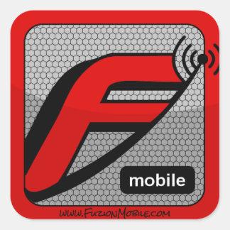 Pegatina del icono de Fuzion App