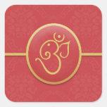 Pegatina del indio de Ganesh