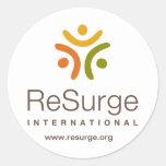 Pegatina del International de ReSurge