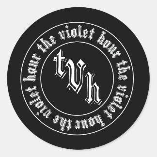 Pegatina del logotipo