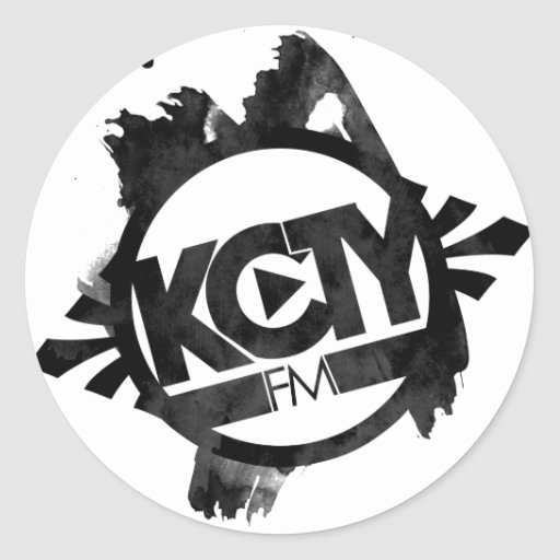 Pegatina del logotipo de KCTY