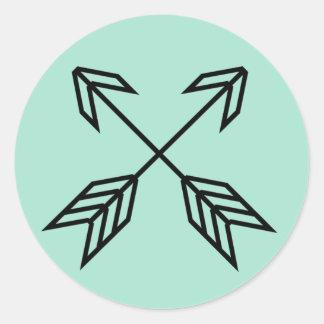 Pegatina del logotipo de la rebelión del capricho