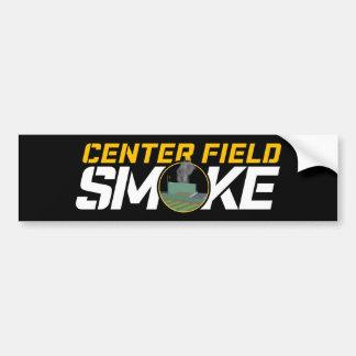 Pegatina del logotipo del humo de los CF Pegatina Para Auto