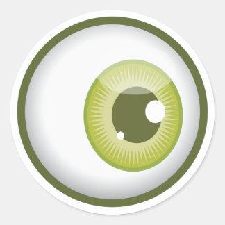 Pegatina del ojo