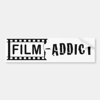 Pegatina del Película-ADICTO-Parachoque Pegatina Para Auto