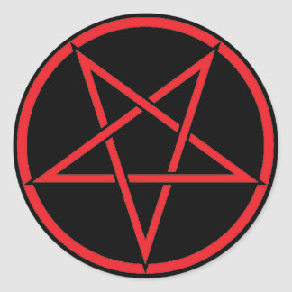 Pegatina del Pentagram