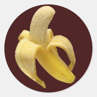 Pegatina del plátano