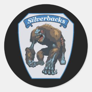 Pegatina del SilverBack