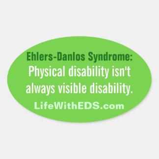 Pegatina del síndrome (EDS) de Ehlers-Danlos