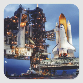 Pegatina del transbordador espacial