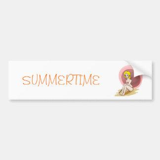 Pegatina del verano pegatina para auto