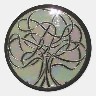 Pegatina del vitral (luces de Lifes)