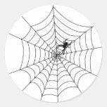 Pegatina del Web de araña