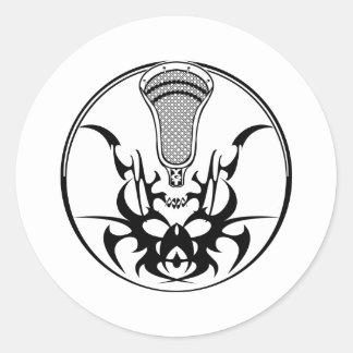 Pegatina del WildFlower de los diseños de LaCrosse