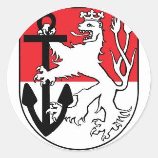Pegatina Düsseldorf