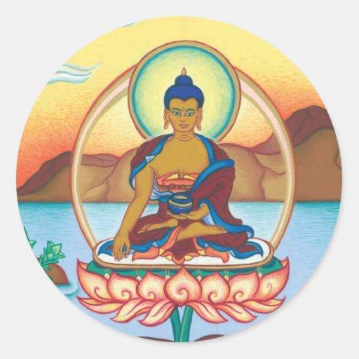 PEGATINA el Buda (Shakyamuni)