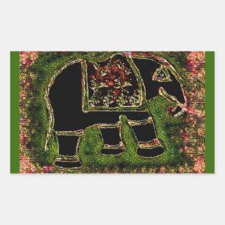 Pegatina Elephant3