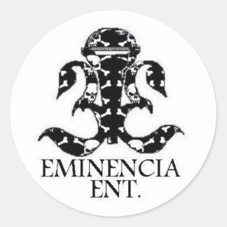 Pegatina ENT de EMINENCIA
