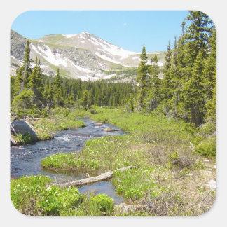 Pegatina escénico del esplendor de Colorado