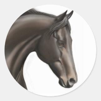 Pegatina excelente del caballo