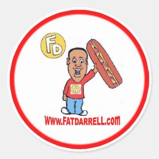 Pegatina-FD logo1 Pegatina Redonda