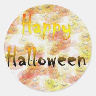Pegatina - feliz Halloween 3